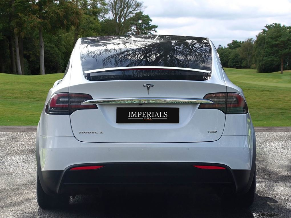 2017 TESLA  MODEL X  75D 7 SEATER  57,948 For Sale (picture 10 of 24)