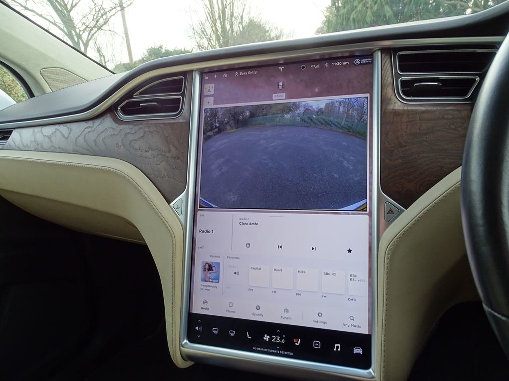 2017 TESLA  MODEL X  75D 7 SEATER  57,948 For Sale (picture 22 of 24)