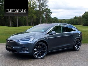 2018 TESLA  MODEL X  100D AWD 7 SEATS AUTO  76,948