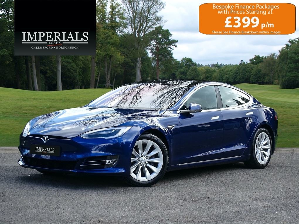2018 TESLA  MODEL S  100D SALOON AUTO  67,948 For Sale (picture 1 of 24)