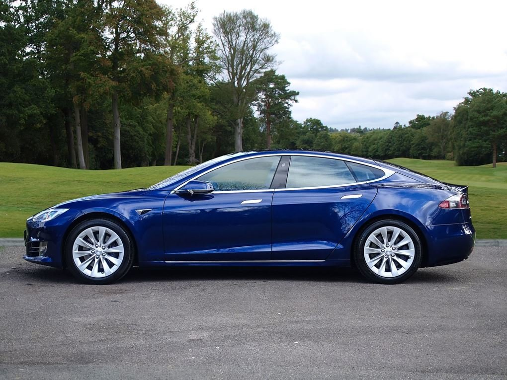 2018 TESLA  MODEL S  100D SALOON AUTO  67,948 For Sale (picture 2 of 24)