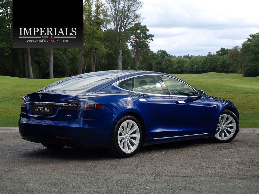 2018 TESLA  MODEL S  100D SALOON AUTO  67,948 For Sale (picture 4 of 24)