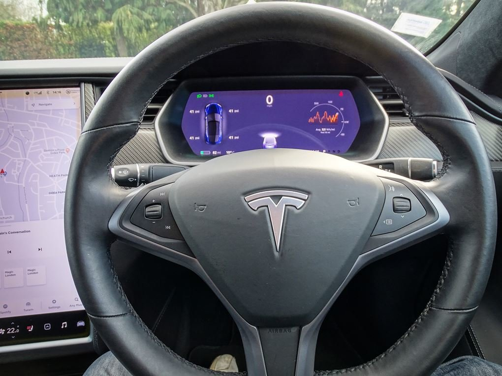 2018 TESLA  MODEL S  100D SALOON AUTO  67,948 For Sale (picture 7 of 24)