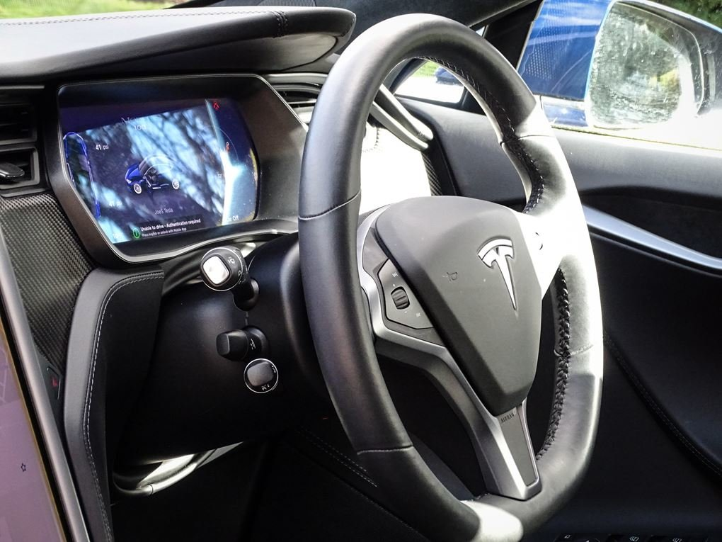 2018 TESLA  MODEL S  100D SALOON AUTO  67,948 For Sale (picture 17 of 24)