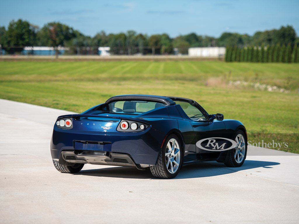 2011 Tesla Roadster Sport R80  For Sale by Auction (picture 2 of 6)