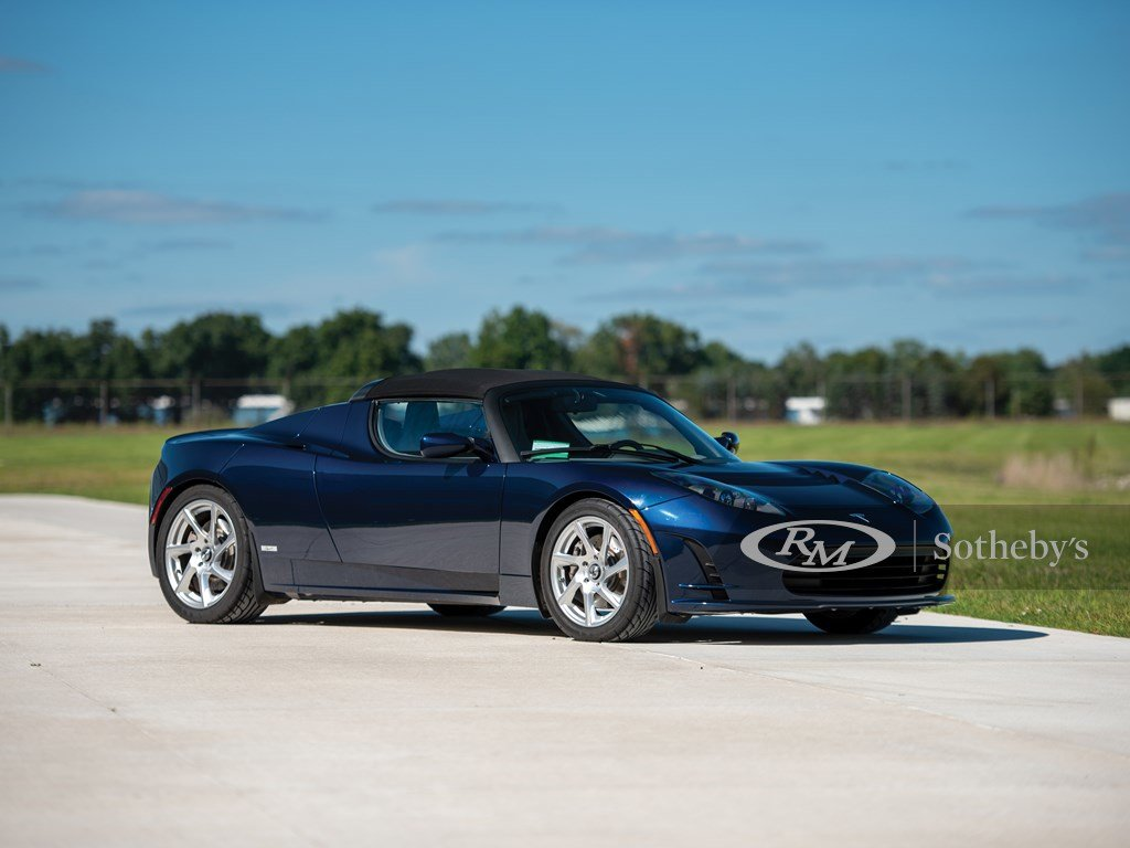 2011 Tesla Roadster Sport R80  For Sale by Auction (picture 5 of 6)