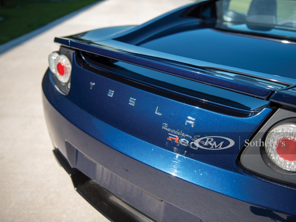 2011 Tesla Roadster Sport R80  For Sale by Auction (picture 6 of 6)