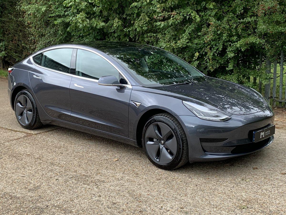 Tesla Model 3 Standard Range Plus 2019 - 1 Owner ...