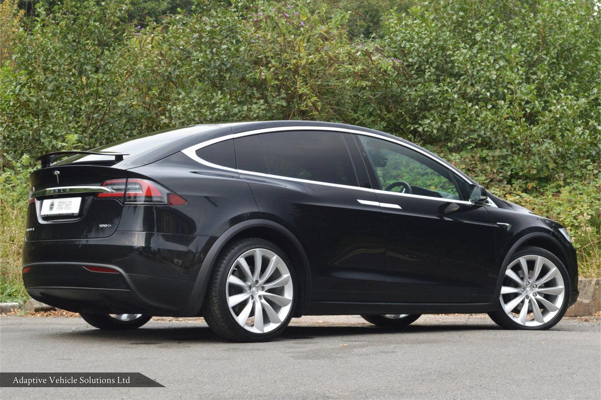 2017 Tesla Model X 100D inc 6 Seats + Enhanced Autopilot For Sale (picture 3 of 6)