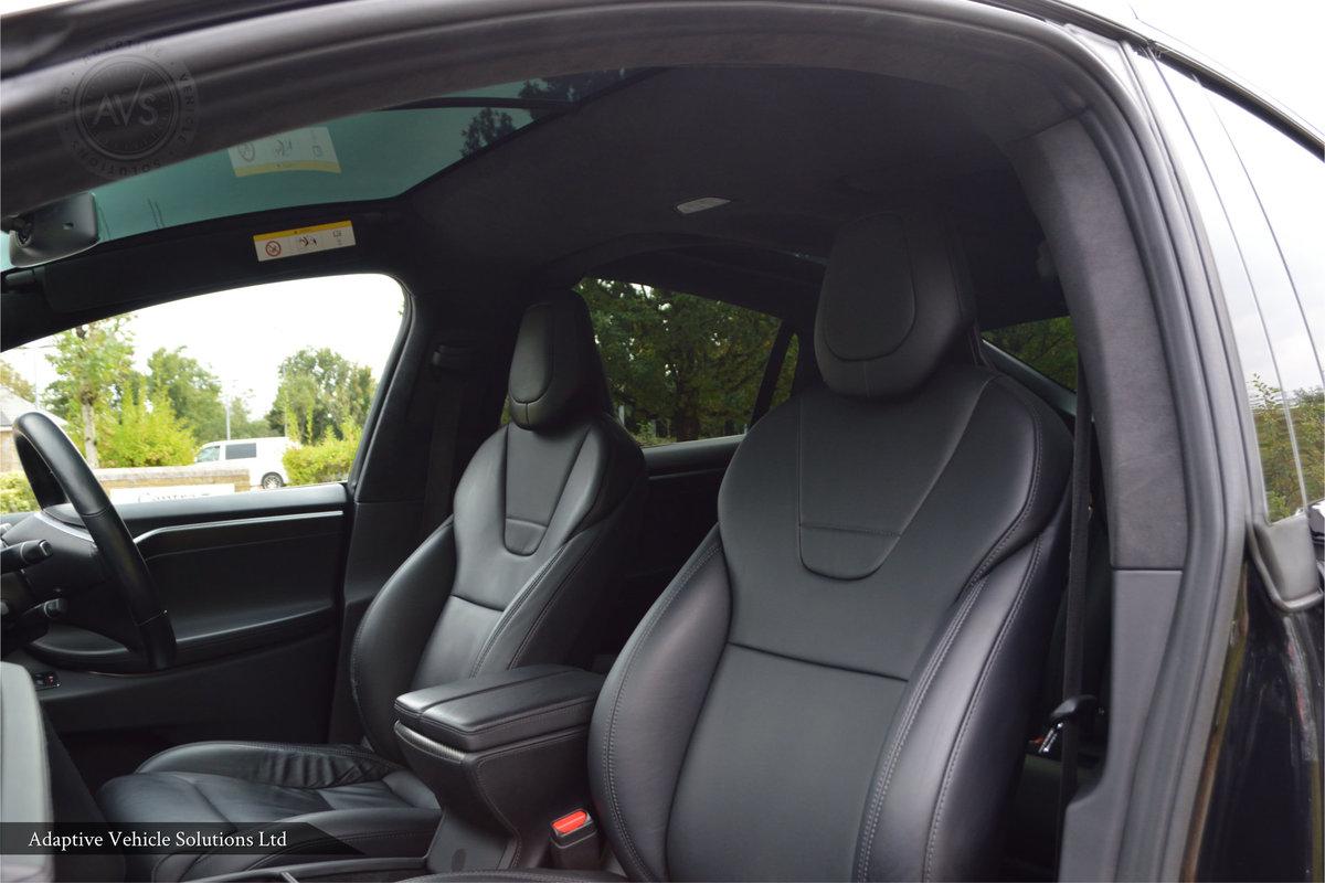 2017 Tesla Model X 100D inc 6 Seats + Enhanced Autopilot For Sale (picture 5 of 6)