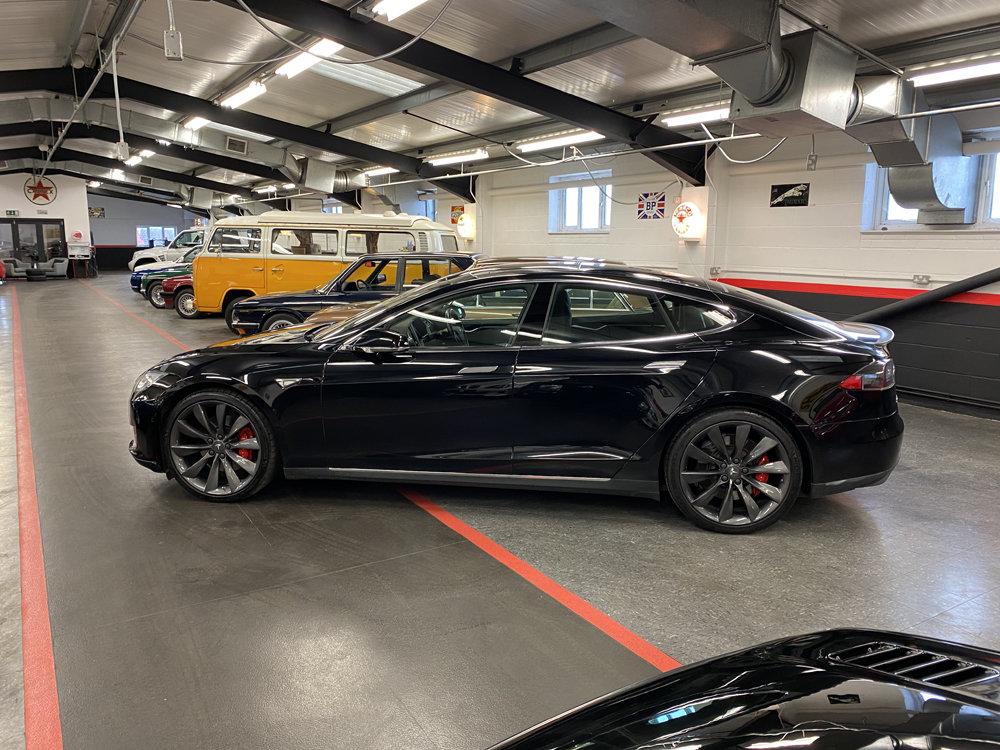 2015 Tesla Model S P85D /// Warranty Til 2022 /// 33k Miles For Sale (picture 2 of 6)