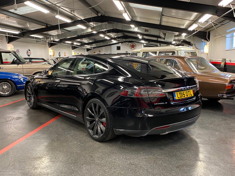 2015 Tesla Model S P85D /// Warranty Til 2022 /// 33k Miles For Sale (picture 3 of 6)
