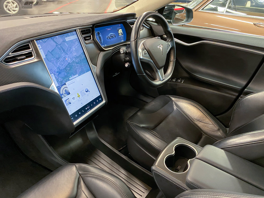 2015 Tesla Model S P85D /// Warranty Til 2022 /// 33k Miles For Sale (picture 4 of 6)