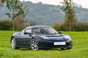 Fantastic Example of Tesla's Incredible Roadster