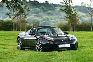 Fantastic Example of Tesla's 250 Signature Roadster