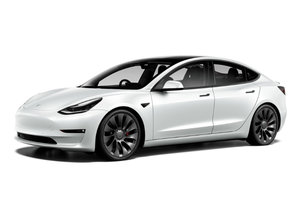 Picture of 2021 Limited Physical Tesla Model 3 Performance Models For Sale