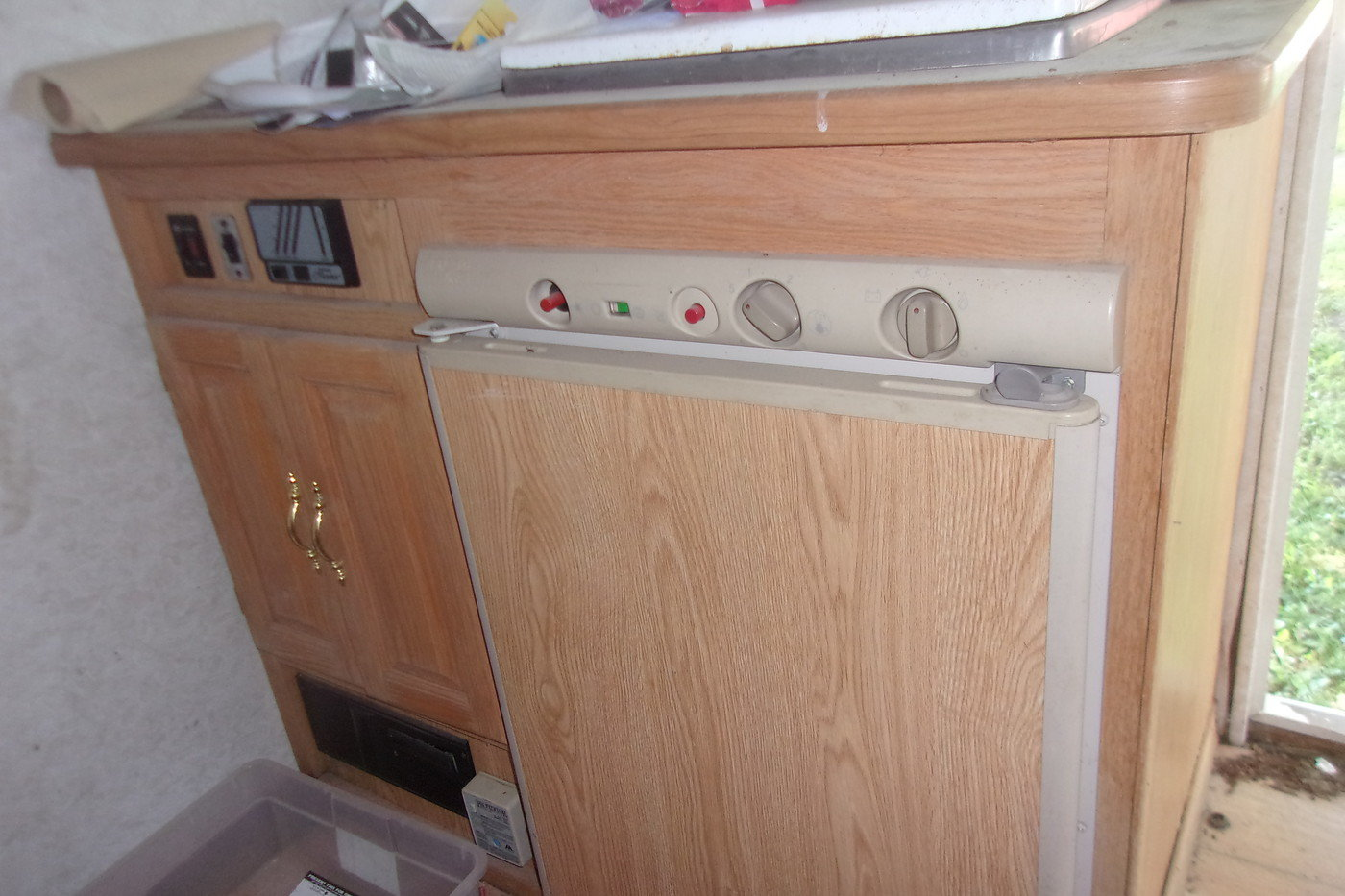 2003 4 Horse Trailer with Living Quarters For Sale (picture 7 of 12)