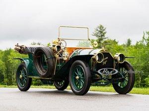 1910 Thomas Model M 640 Touring