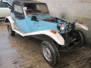 Reliant Tempest 950 project classis trial car liege