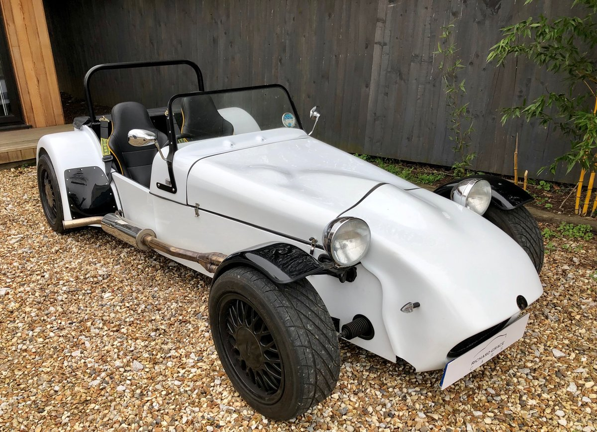 2009 Superb Tiger Cat E1, Fully sorted car For Sale (picture 1 of 6)