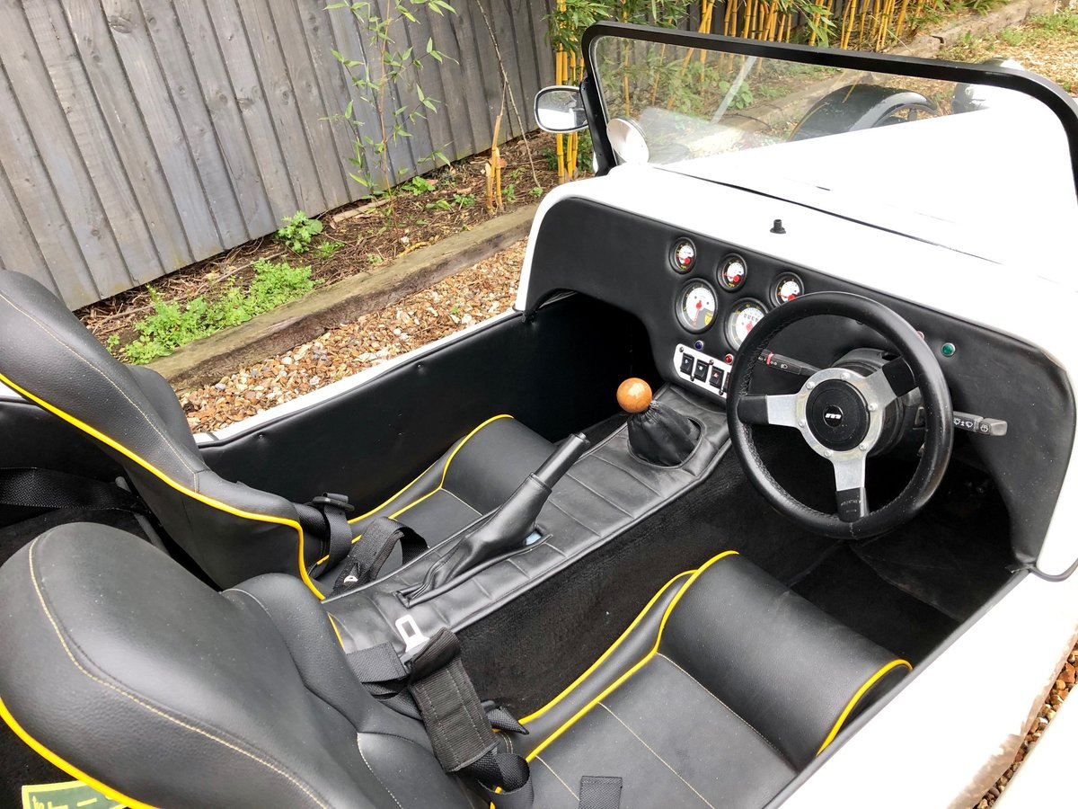 2009 Superb Tiger Cat E1, Fully sorted car For Sale (picture 4 of 6)
