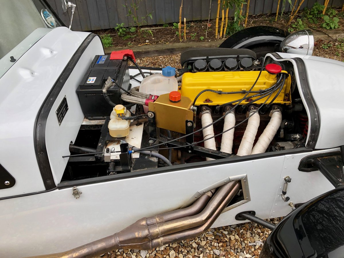 2009 Superb Tiger Cat E1, Fully sorted car For Sale (picture 6 of 6)