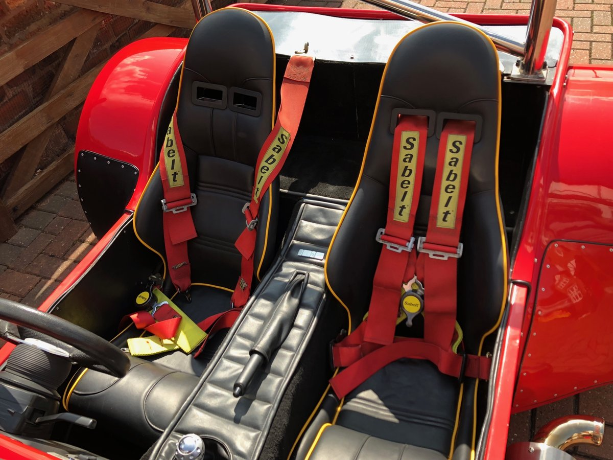 2004 Tiger SuperCat 2l zetec For Sale (picture 5 of 6)