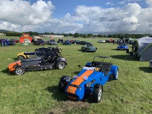 1983 Tiger Kitcar 2.1 pinto A Reg For Sale