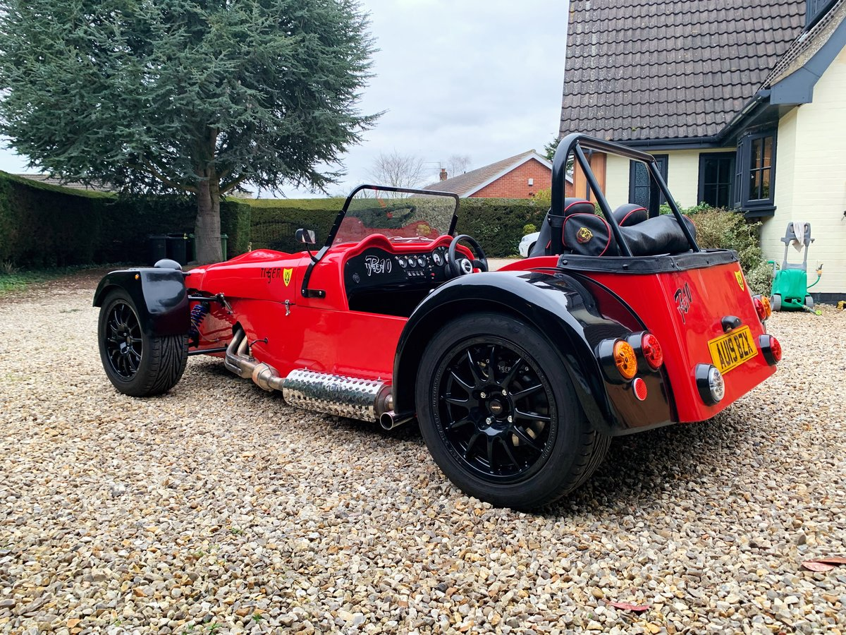 Tiger R10 Racing-Edition 2.0 Zetec 2019- New build For Sale (picture 6 of 12)