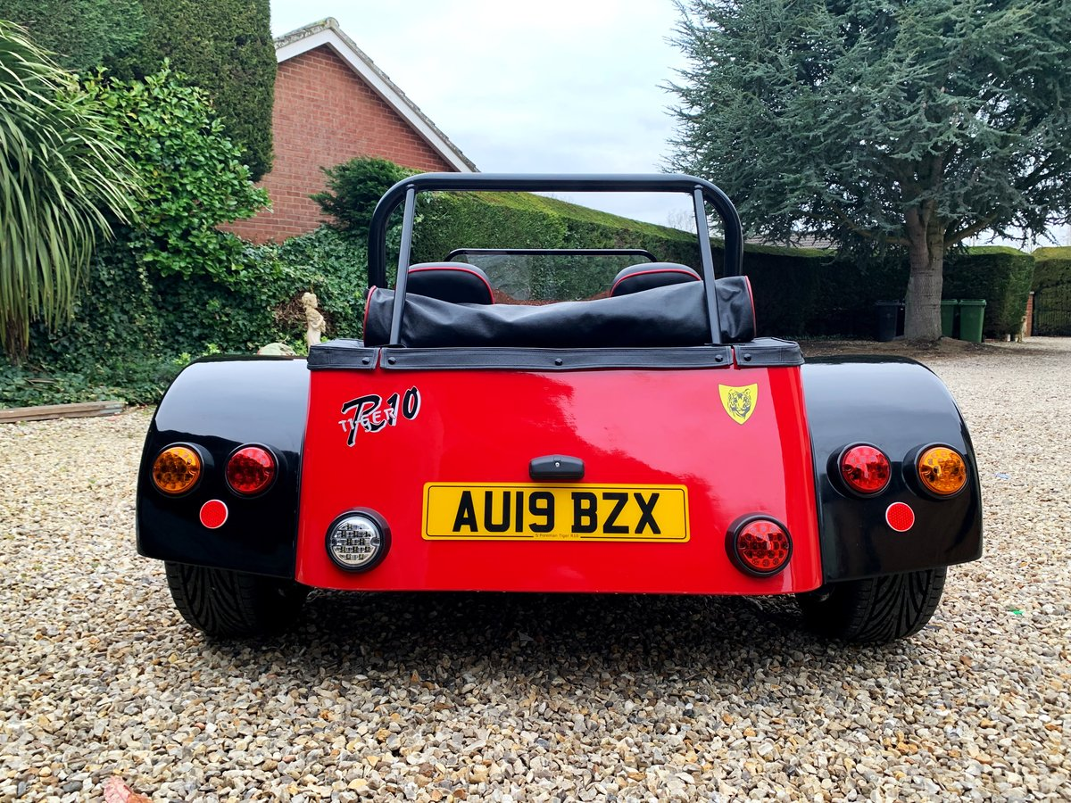 Tiger R10 Racing-Edition 2.0 Zetec 2019- New build For Sale (picture 7 of 12)