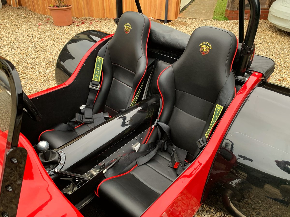 Tiger R10 Racing-Edition 2.0 Zetec 2019- New build For Sale (picture 10 of 12)