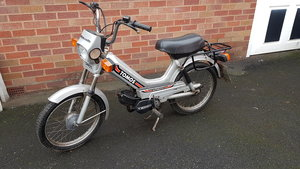 1986 Vintage Tomos 49cc moped running V5 present GC