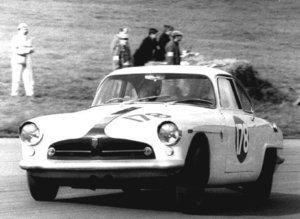 1963 Tornado Talisman - period race history