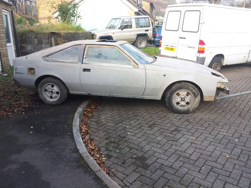 1983 MA61 Celica Supra 2.8i For Sale (picture 1 of 6)