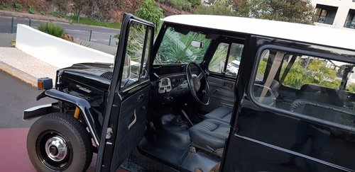 1981 Toyota Land Cruiser BJ40    7 Seats   For Sale (picture 5 of 6)