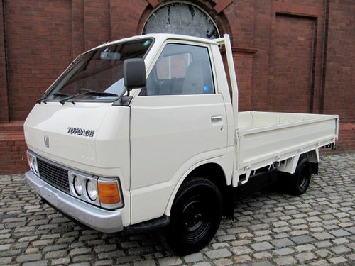 TOYOTA TOYOACE 1980 VINTAGE PICK UP 1980 For Sale (picture 1 of 6)