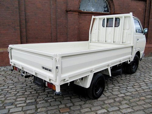 TOYOTA TOYOACE 1980 VINTAGE PICK UP 1980 For Sale (picture 2 of 6)