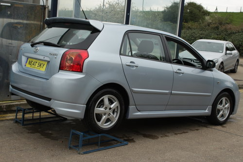2004 Clean toyota corolla SOLD (picture 5 of 6)