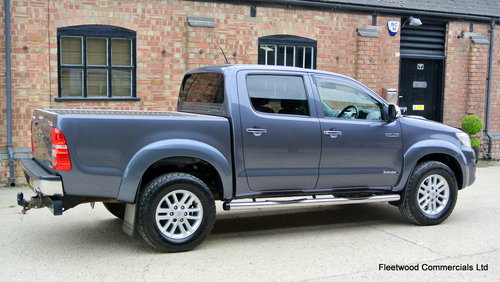 2012 Toyota HiLux 3.0D 4D auto Invincible No Vat For Sale (picture 3 of 6)