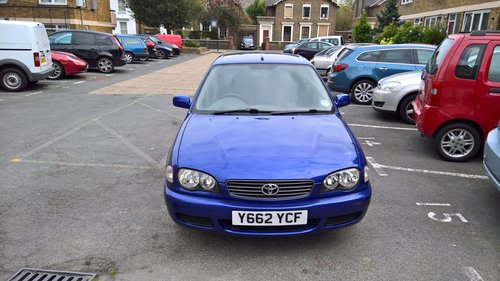 2001 Toyota Corolla 1.6 GS 5dr Manual For Sale (picture 2 of 6)