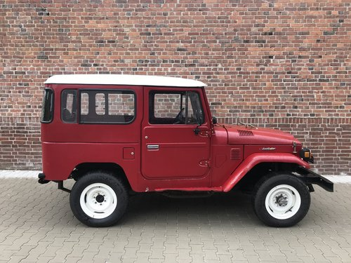 1979 Toyota Landcruiser BJ 40, BJ40  For Sale (picture 1 of 6)