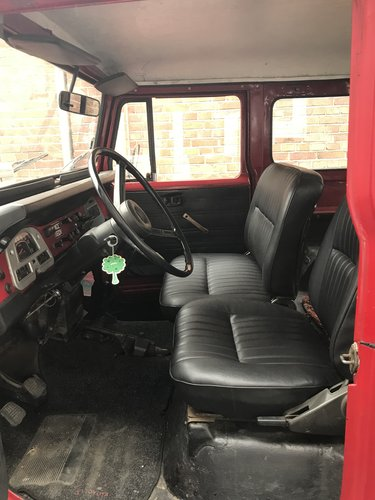 1979 Toyota Landcruiser BJ 40, BJ40  For Sale (picture 4 of 6)