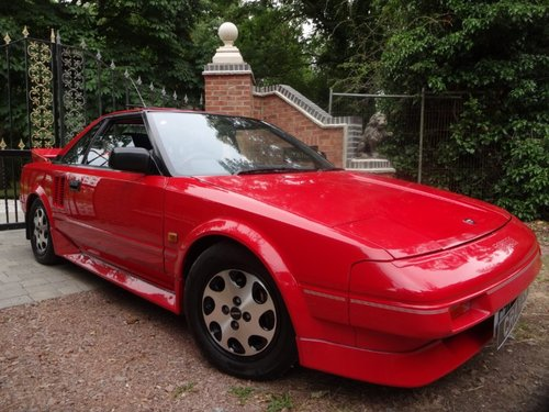Toyota MR2 Sports SOLD (picture 1 of 6)