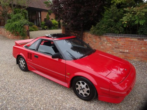 Toyota MR2 Sports SOLD (picture 4 of 6)