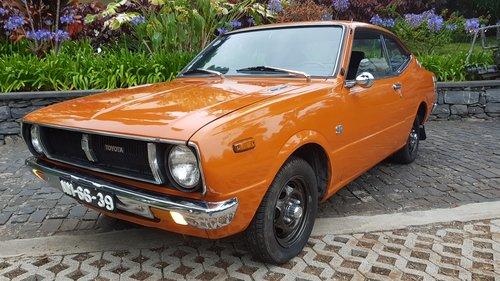 1976 Toyota Corolla Hardtop SR ( KE35 ) SOLD (picture 1 of 6)