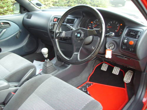 1993 Toyota 1.3 Corolla World Rally Replica ideal promotional car For Sale (picture 2 of 6)