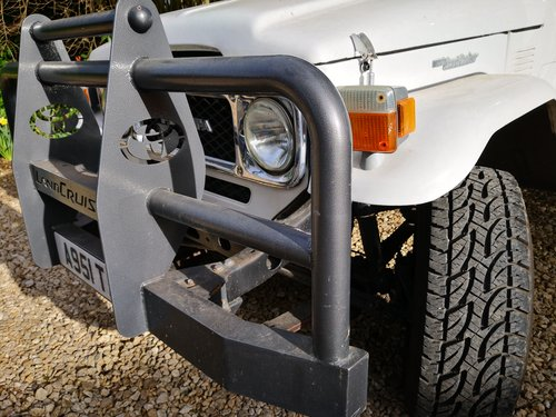 1982 Toyota Land Cruiser Pickup BJ42 For Sale (picture 5 of 6)