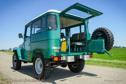 1980 TOYOTA LANDCRUISER BJ40 UNRESTORED EXCELLENT For Sale (picture 5 of 6)