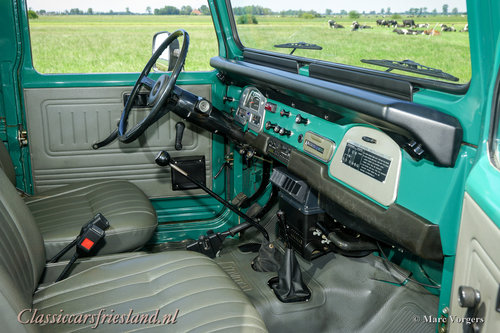 1980 TOYOTA LANDCRUISER BJ40 UNRESTORED EXCELLENT For Sale (picture 6 of 6)