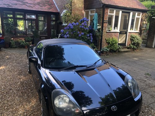 2000 Convertible all year sports car with MOT Sept 20 For Sale (picture 1 of 6)